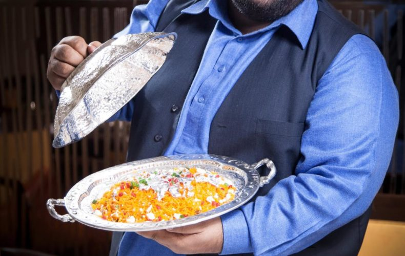 Chef Osama Jalali- chef profiles