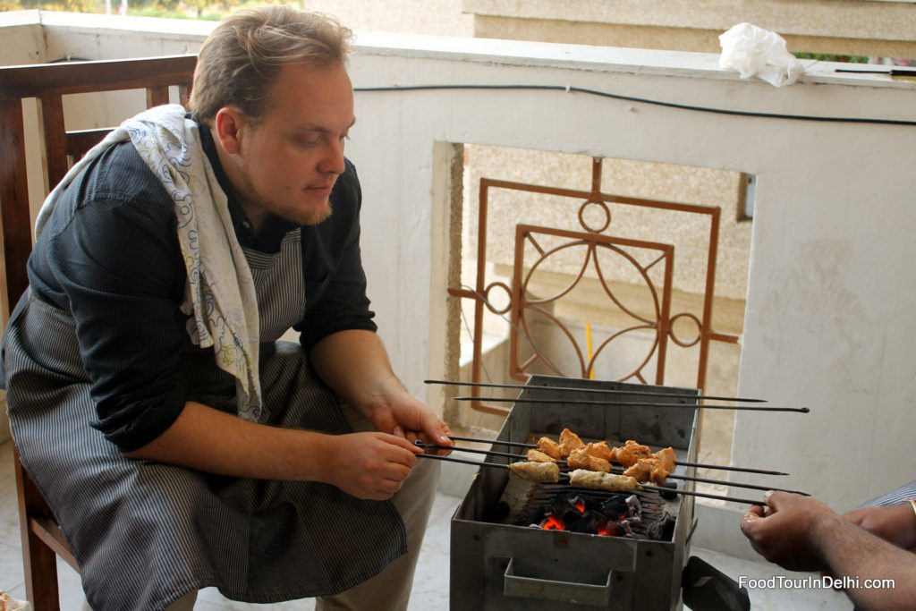 Cooking class with chef- indian Culinary tour