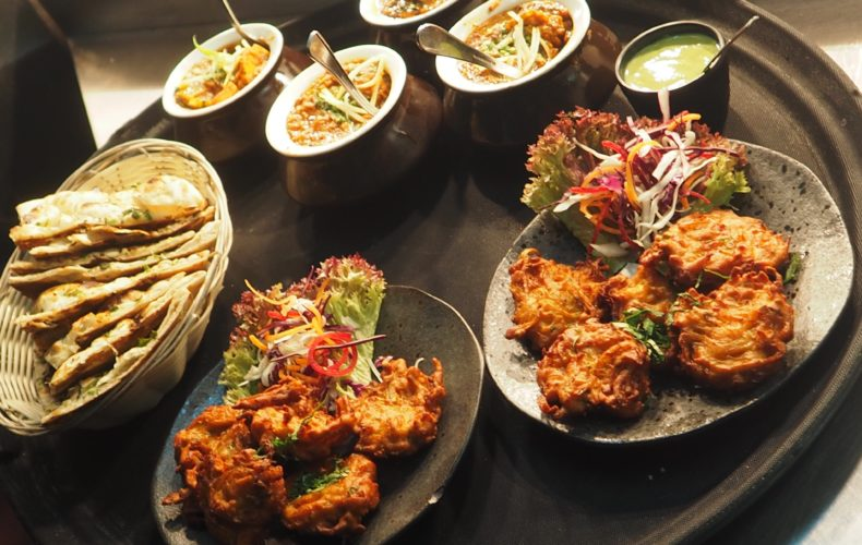 Indian cuisine-India food walk